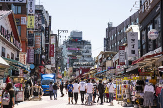 South Korea will relax its rules from July 1 so that many people vaccinated outside the country won't need to quarantine.