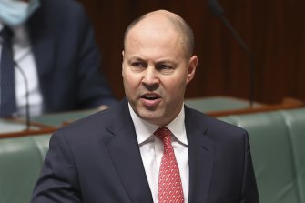Frydenberg prides himself on never having been at odds with the Prime Minister.