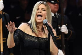 Fergie apologises after performing 'worst national anthem ever'
