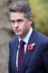 "Britain's Defence Secretary Gavin Williamson says he has ""deep concerns"" over Huawei."