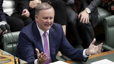 "Anthony Albanese: ""It is clear to me that enshrining that voice in the constitution is what must come first."""