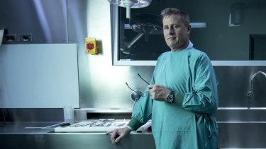 Forensic medicine expert Associate Professor Richard Bassed.