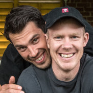 """Alex Rance: """"We've become really close mates the past couple of years. I saw that the person I was chafing against for so long was exactly the same as me."""""""