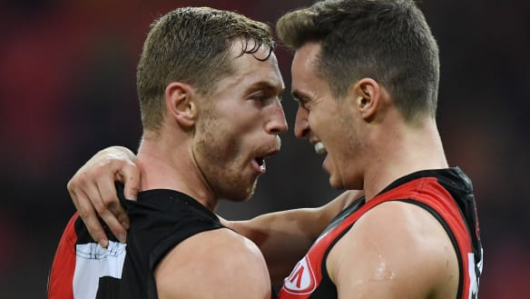 Bombers flog Giants, leave GWS floundering