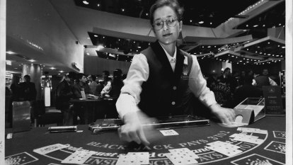 From the archives, 1994: Melbourne is in the casino business