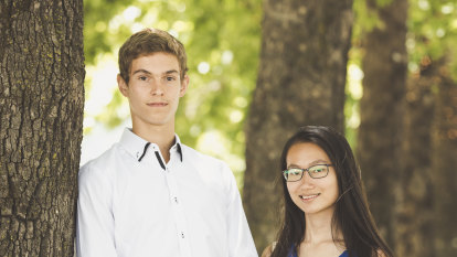 Canberra Now: ACT's ATAR high achievers; and road to territory rights