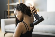 Massage guns are surging in popularity, but they don't come cheap.