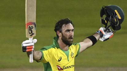How COVID could stymie Maxwell's bid for baggy green