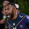 Merciless Melbourne march on after dominant finals win over Sea Eagles