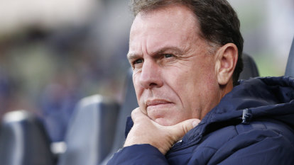 Stajcic review will have to wait until A-League's independence war ends