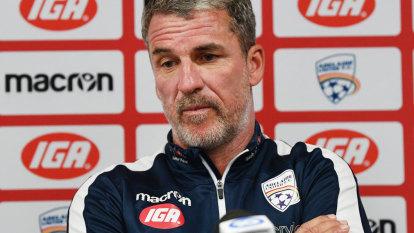 Adelaide United won't renew coach Kurz's deal
