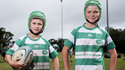 'Serious about safety': 191 kids shifted grades under new rugby union guidelines