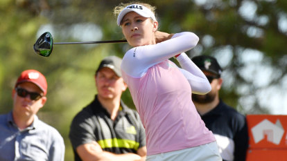 Nelly Korda joins the family club, wins Women's Australian Open