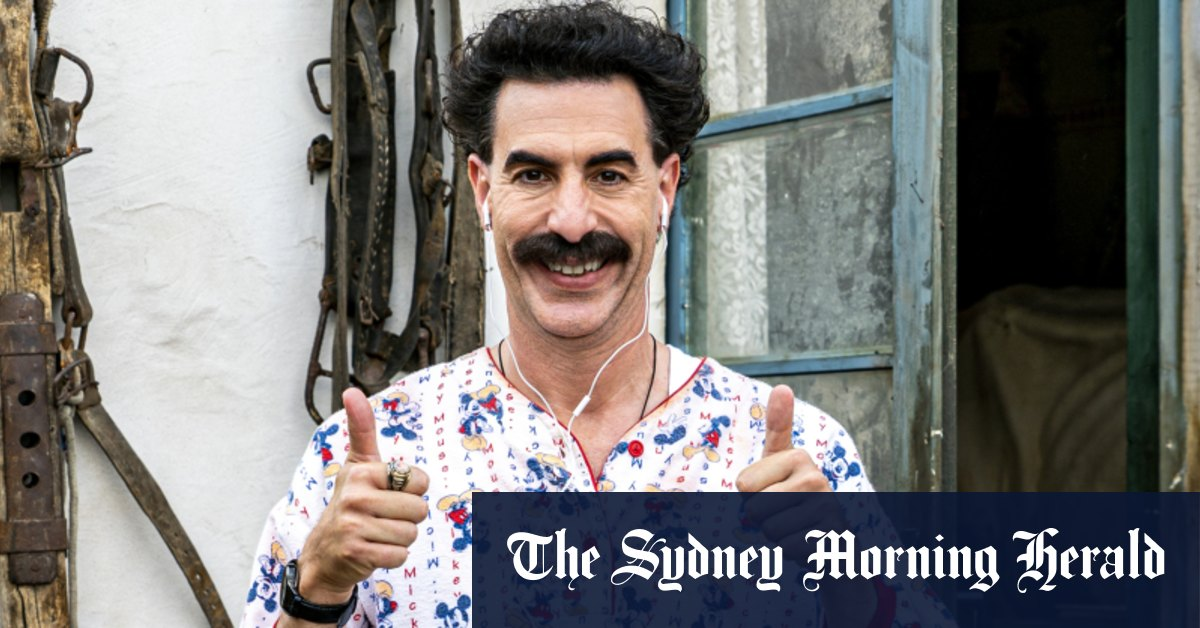 Photo of In a sign of changed times, the new Borat is far less funny than its predecessor