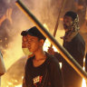 Islamic State militants involved in Jakarta riots, say Indonesian police