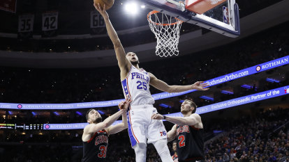 'I want to win a medal': Simmons has Olympics in sight, if NBA permits