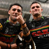 NRL demands a 'please explain' from Panthers over grand-final revelry