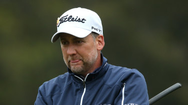 Pebble Beach will suit Ian Poulter's game.