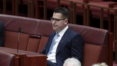 ACT Liberal Senator Zed Seselja.