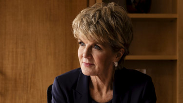 Former foreign affairs minister Julie Bishop said any inquiry needed to look at other countries' response to the pandemic.