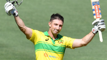 The veteran Shaun Marsh made a series of impressive knocks over summer to earn another central CA contract.