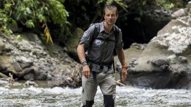 Bear Grylls hosts World's Toughest Race: Eco Challenge Fiji on Amazon Prime.