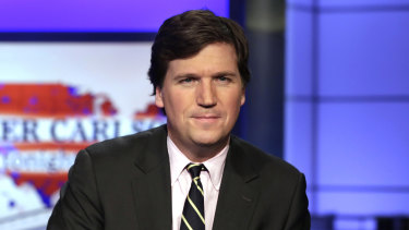 Tucker Carlson has spread false information on the origins of COVID-19.