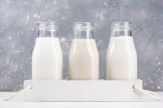 Plant-based milks are all the rage.