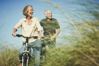 Consider what kind of retirement life you want to have.