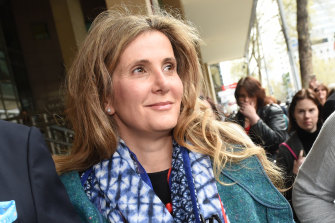 Former Health Services Union national secretary Kathy Jackson has pleaded guilty to two fraud charges.