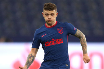 Kieran Trippier has been banned by the English FA.