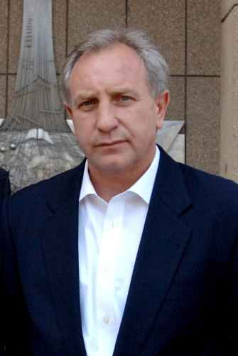 Sydney businessman Michael McGurk.