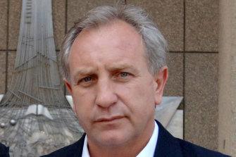Sydney businessman Michael McGurk was shot dead outside his Cremorne home on September 3, 2009.