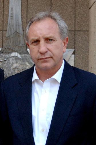 Sydney businessman Michael McGurk.