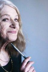 Micki Beckett as Shirley, in Coda for Shirley.