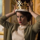 A hard act to follow: Claire Foy as the Queen in series one.