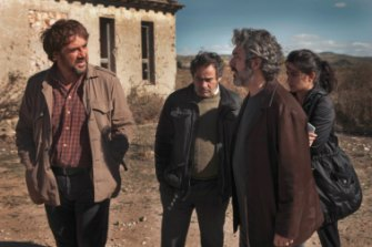 Farhadi messes with your head, in asking if you can trust family.