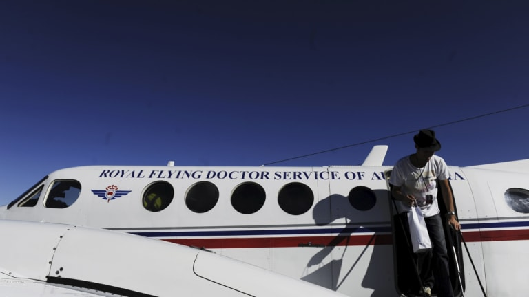 The Royal Flying Doctor Service is one of thousands of organisations to benefit from the plan.