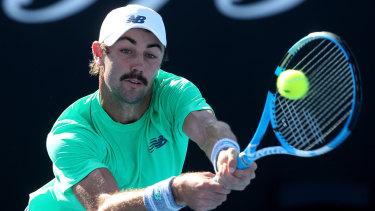 Australian Open 2019: Jordan Thompson beats Feliciano ...