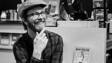 Ben Folds: The moment that changed the course of my life
