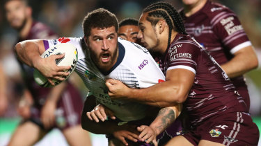 Melbourne Storm will be relying on leadership from the likes of Kenny Bromwich.