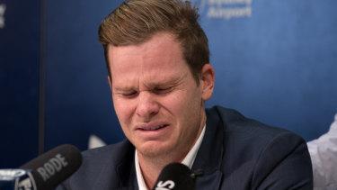 Steve Smith's emotional apology had Australian hearts melting.
