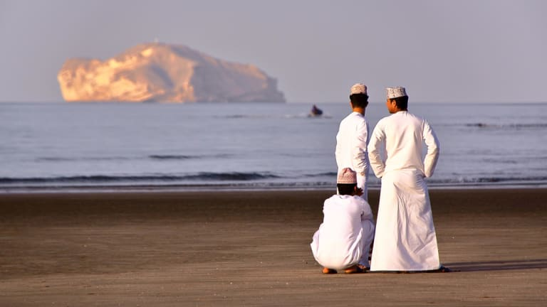 World temperatures were broken in Oman last week.