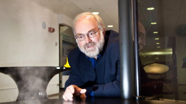 Futurist Thomas Frey will speak at the inaugural World of Drones Congress in Brisbane