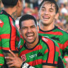 Rabbitohs struggling through Origin period, but should topple Tigers