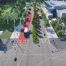 'Fancy bus stop': $100m transport interchange in Sydney's north derided