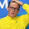 Horton not fazed by Sun's swim titles nod