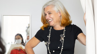 Marcia wants other mature women seeking work to know: 'We have got this'