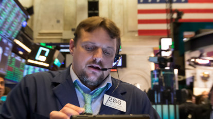 'Trump's having a tantrum': Wall Street plunges as trade war escalates