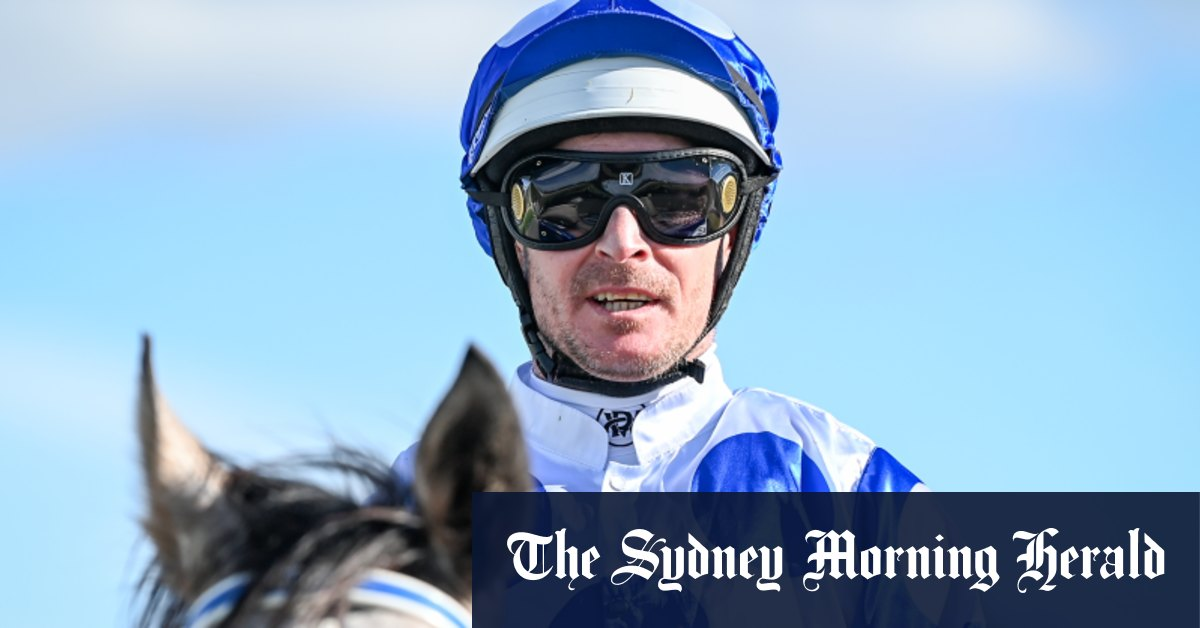 Nolen relished the Caviar, now he just savours each big race dish